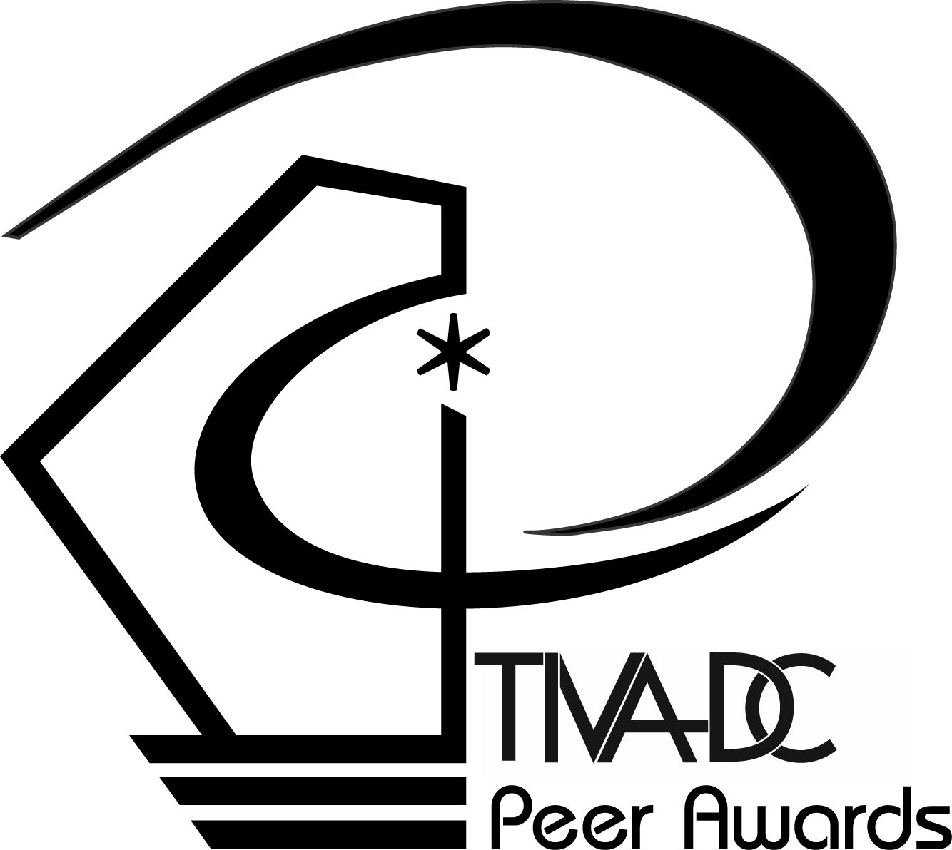 TIVA-DC Peer Awards Logo